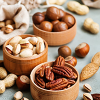 Nuts | Dried fruit