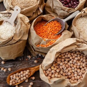 Legumes | Rice